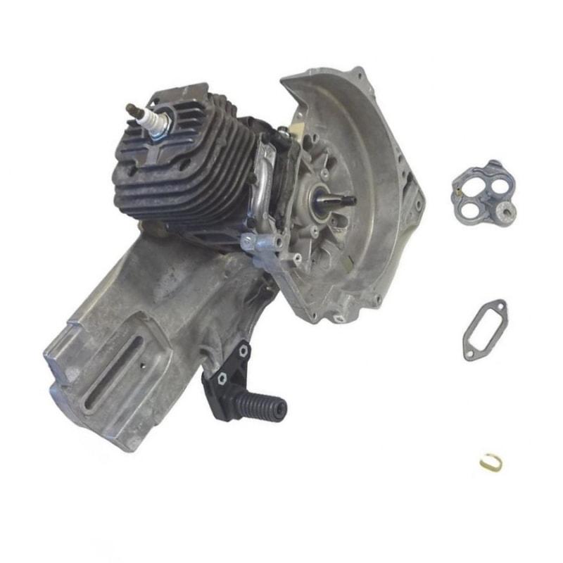 581 72 19 02 1 K750 K760 Husqvarna K760 Crankcase Inc Barrel & Piston | EC Hopkins Limited