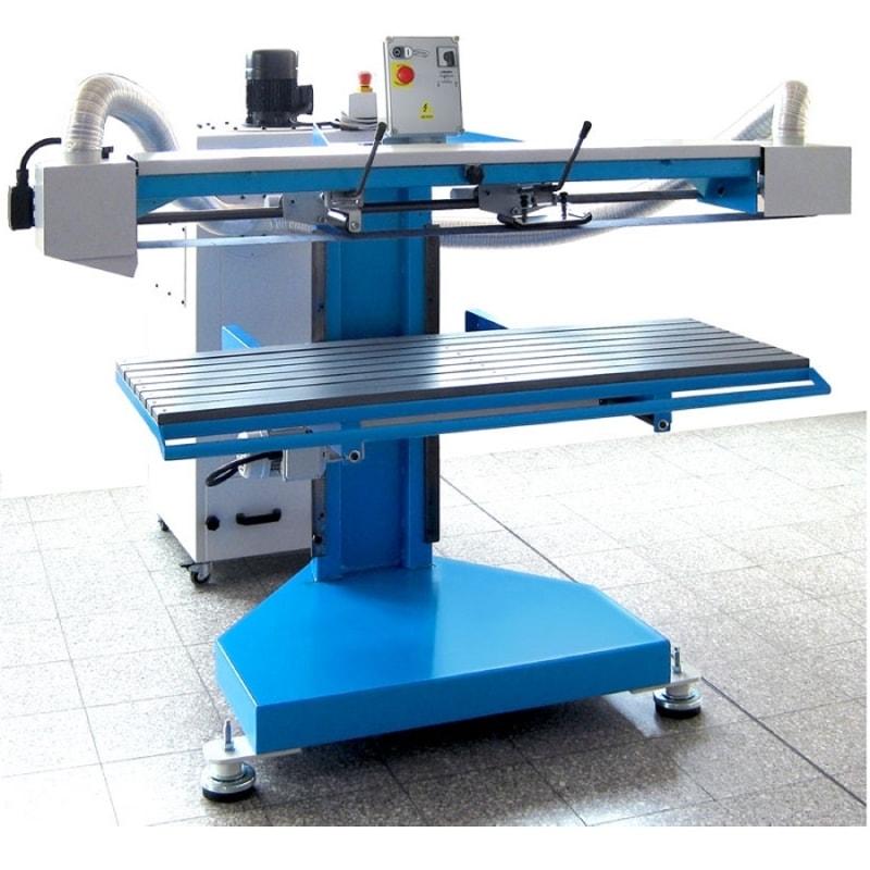 Aceti Art 143 with Extraction 1 Aceti Art 143 Overhead Pad Sander | EC Hopkins Limited