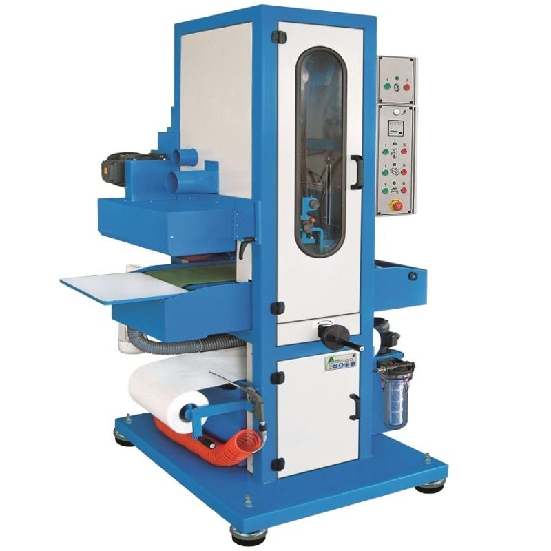 Aceti Art 76 1N1S Aceti Art 76 Abrasive Through-feed Machine   EC Hopkins Limited
