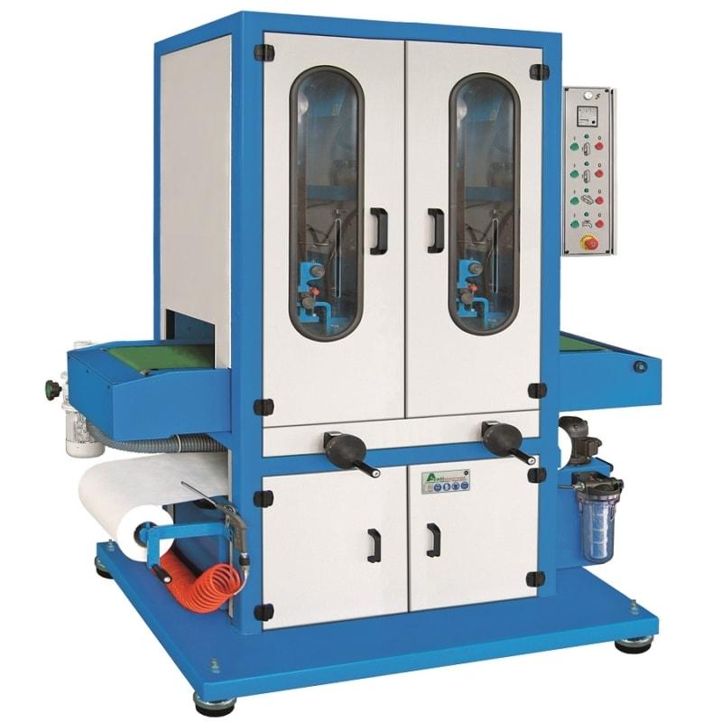 Aceti Art 76 2N Aceti Art 76 Abrasive Through-feed Machine   EC Hopkins Limited