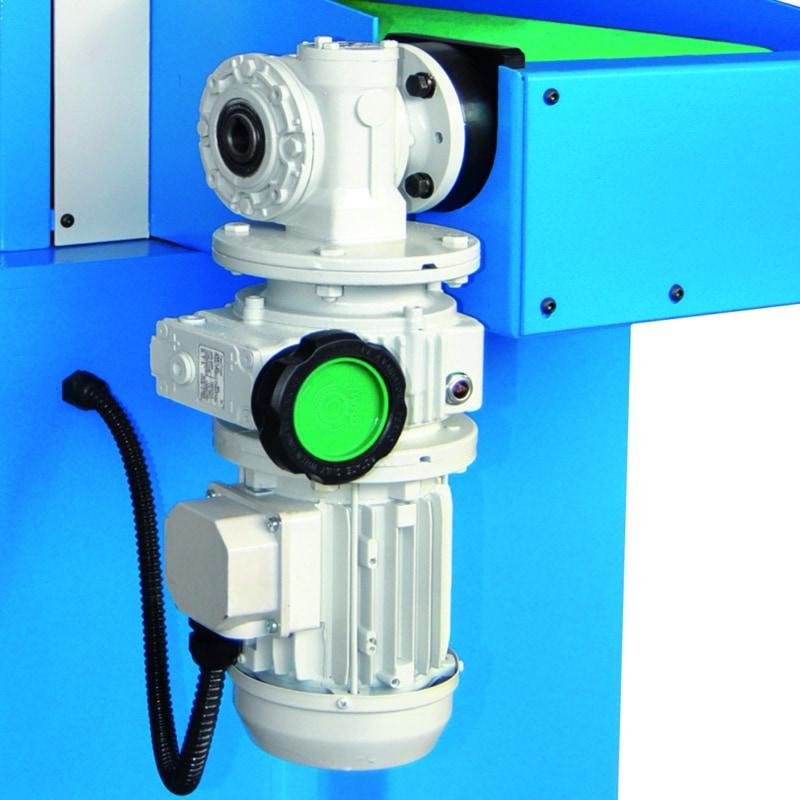Aceti Art 97 Conveyor motor Aceti Art 97 Abrasive Through-feed Machine   EC Hopkins Limited