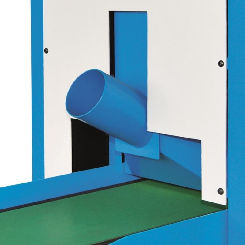 Aceti Art 97 Extraction Point Aceti Art 97 Abrasive Through-feed Machine   EC Hopkins Limited