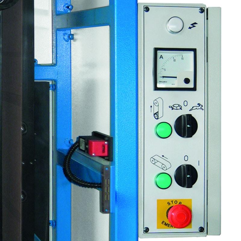 Aceti Art 97 control unit Aceti Art 97 Abrasive Through-feed Machine   EC Hopkins Limited