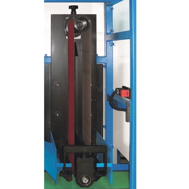 Aceti Art 97 internals Aceti Art 97 Abrasive Through-feed Machine   EC Hopkins Limited
