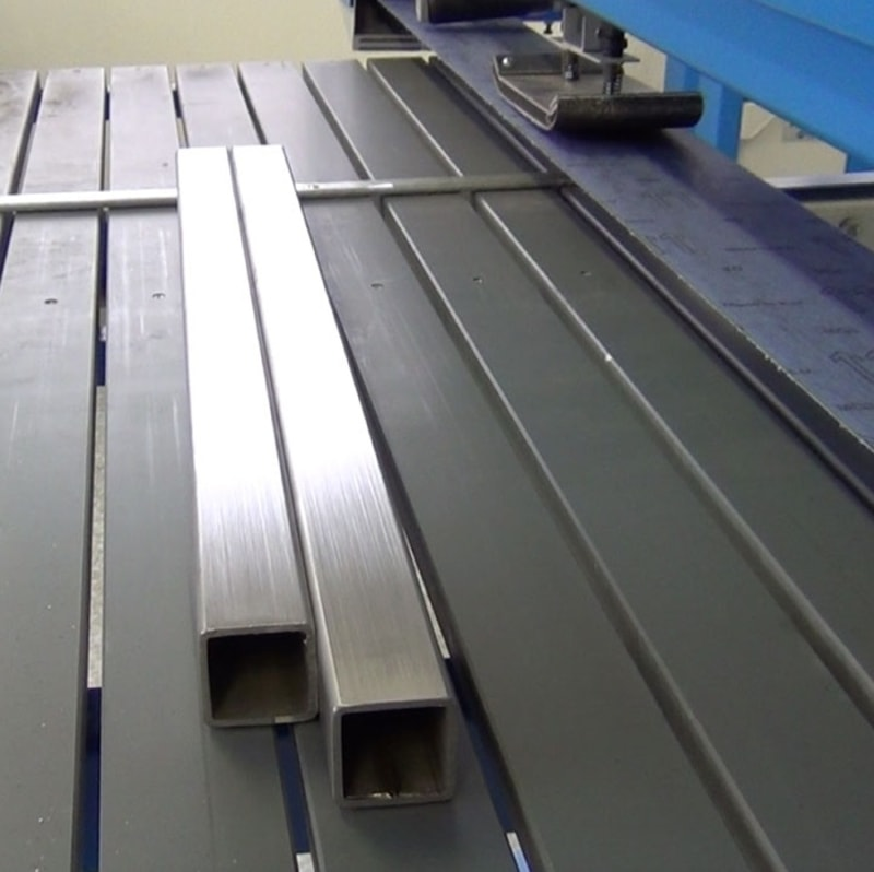 art.143 long belt polishing machine by pad for flat surfaces g513 Aceti ART 145 Overhead Pad Sander | EC Hopkins Limited
