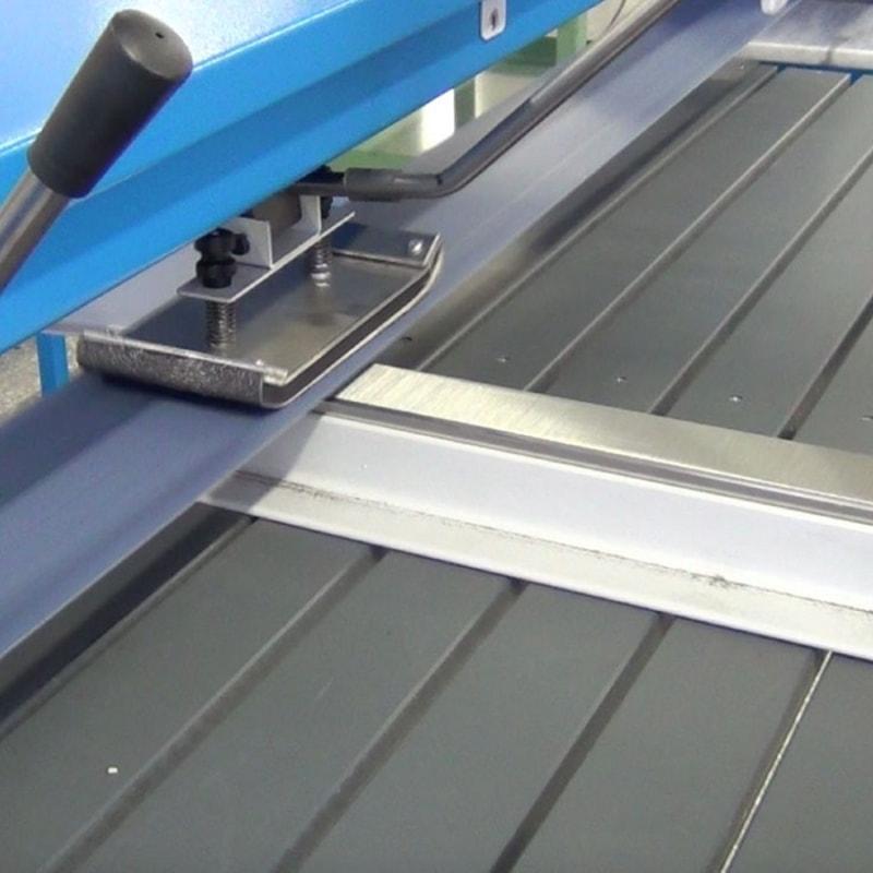 art.143 long belt polishing machine by pad for flat surfaces g514 Aceti ART 145 Overhead Pad Sander | EC Hopkins Limited