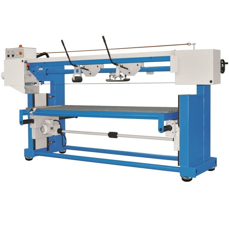 art.144 long belt polishing machine by pad for flat surfaces 1 Aceti ART 145 Overhead Pad Sander | EC Hopkins Limited
