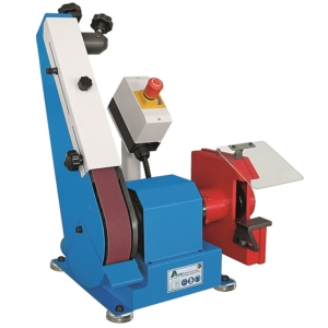 Art 136 Abrasive Belt Linisher and Grinding Machine