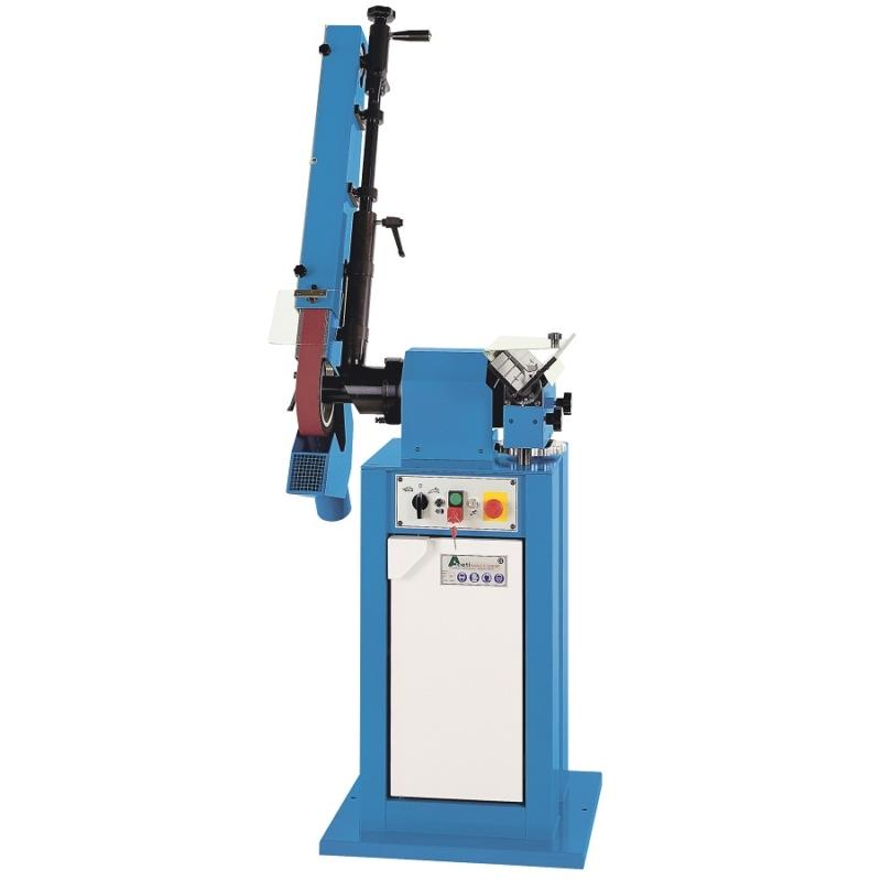 Art 23 Edge Chamfering and Belt Grinding Machine