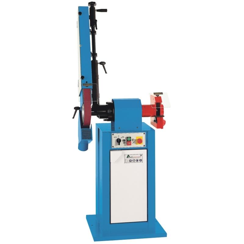 Art 34 Abrasive Belt Linisher and Grinding Machine