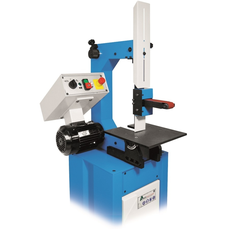 Aceti Art 35 1 Aceti Art 35 Vertical Abrasive Belt Linisher | EC Hopkins Limited
