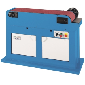 Art 64 flat bed abrasive belt linisher