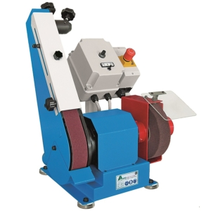 Art 82 Abrasive Belt Linisher and Polishing Machine