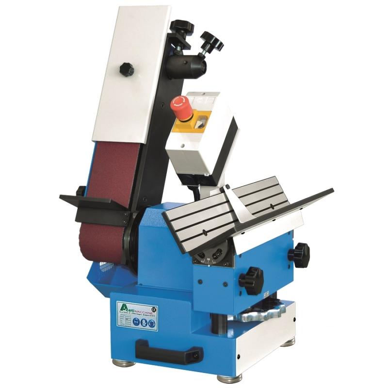 Art 83 Edge Chamfering and Belt Grinding Machine