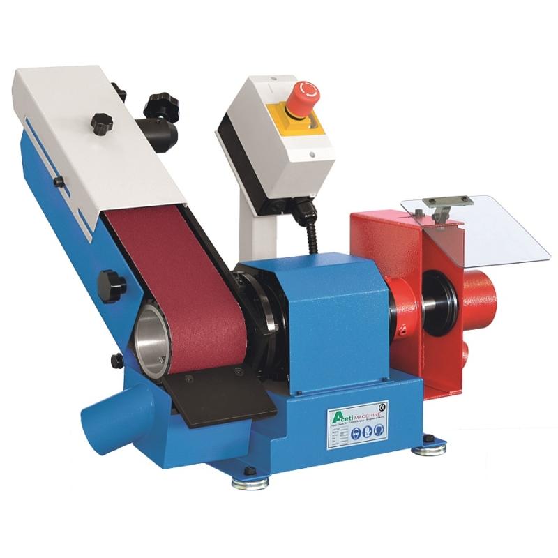 Art 89 Abrasive Belt Linisher and Polishing Machine