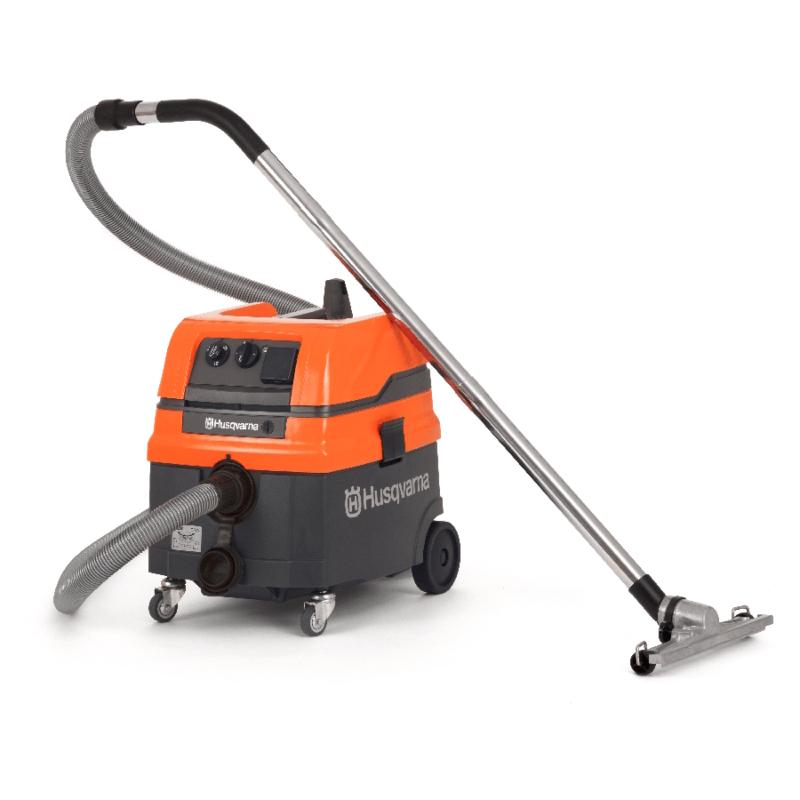 S11 Vacuum unit Husqvarna S11 Wet / Dry Vacuum | EC Hopkins Limited