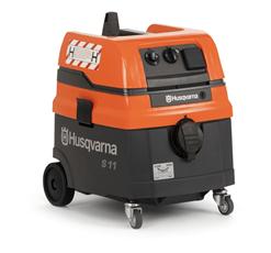 S11 close up Husqvarna S11 Wet / Dry Vacuum | EC Hopkins Limited