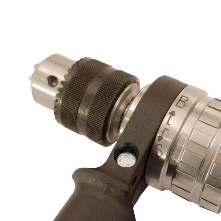212620010 Pneumatic Hammer Drill 3 Spitznas Pneumatic Underwater Hammer Drill 2 1262 0010   EC Hopkins Limited