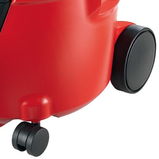 360 Deg Castors Flex VC 21 L MC Compact Portable Class L Dust Extractor | EC Hopkins Limited