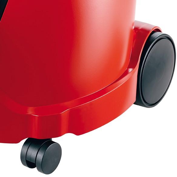 360 deg casters Flex VCE 26 L MC Compact Portable Class L Dust Extractor   EC Hopkins Limited