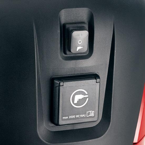 Auto Tool Control Flex VC 21 L MC Compact Portable Class L Dust Extractor | EC Hopkins Limited
