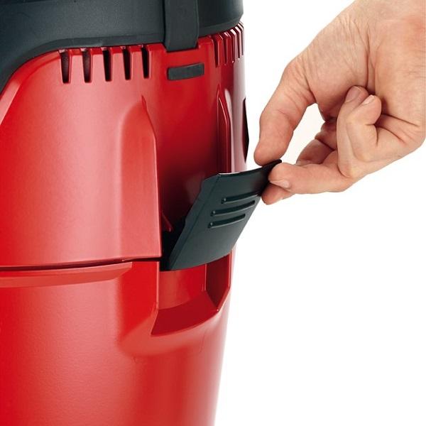 Easy Opening Flex VCE 26 L MC Compact Portable Class L Dust Extractor   EC Hopkins Limited